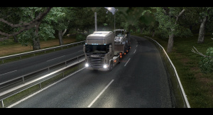 Images de Euro Truck Simulator 2