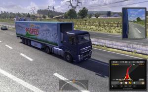 Euro Truck Simulator 2 : Beyond The Baltic Sea précise sa