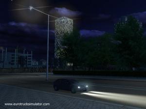 Images : Euro Truck Simulator