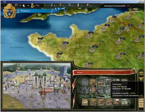 Images : Europa Universalis 3