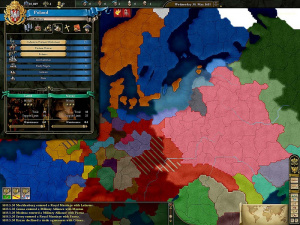 Images : Europa Universalis III