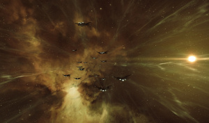 Le MMO Eve Online disponible en français !