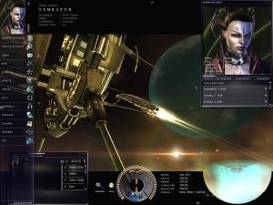 EVE Online boosté