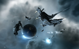 Une date pour EVE Online Odyssey