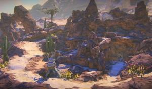 GC 2013 : Images d'EverQuest Next Landmark