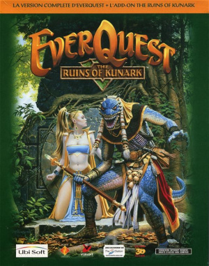 EverQuest : The Ruins of Kunark sur PC