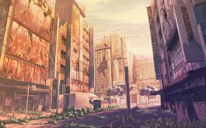 Exogenesis, le futur apocalyptique de Tokyo