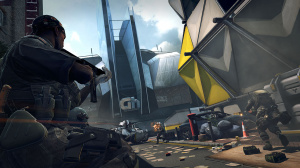 Dirty Bomb devient Extraction en images