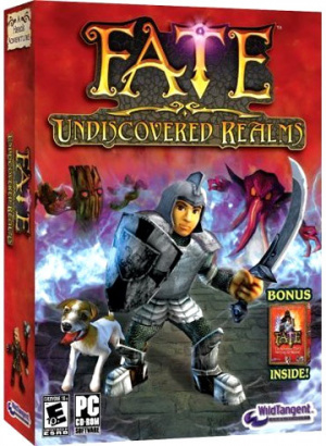 Fate : Undiscovered Realms sur PC