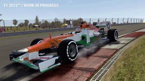 Premières images de F1 2012