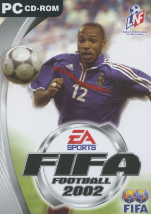 FIFA Football 2002 sur PC