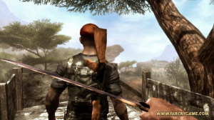 Far Cry 2 : interview Louis-Pierre Pharant