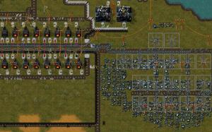 Factorio : La version 1.0 arrivera en septembre 2020