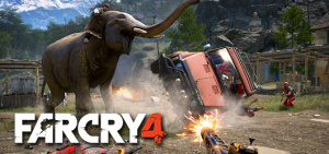 Jaquette de Far Cry 4 sur PS3