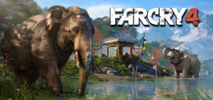 Jaquette de Far Cry 4 sur 360