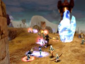 TGS 2008 : Images de Fantasy Earth Zero