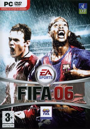 FIFA 06 sur PC