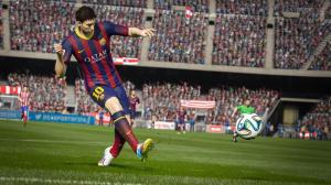 FIFA 15 s'offre une pub spectaculaire
