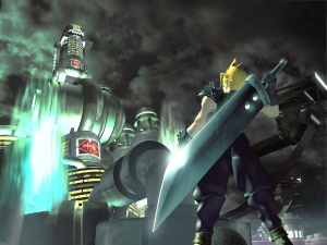 Final Fantasy VII débarque sur Steam