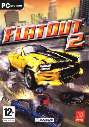 FlatOut 2 sur PC