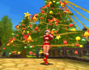 Florensia fête Noël