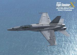 Images : Flight Sim X Acceleration