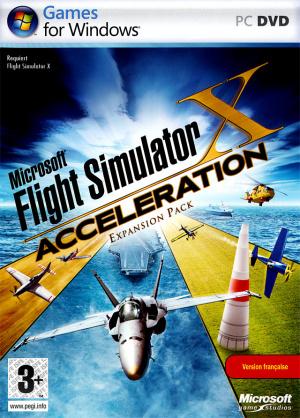 Flight Simulator X : Acceleration Expansion Pack sur PC