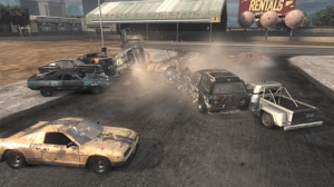 Images : FlatOut Ultimate Carnage