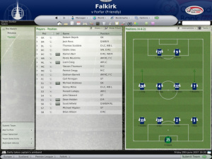 Football Manager 2008 est gold
