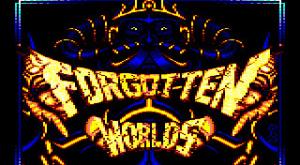 Forgotten Worlds sur PC