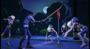 Gamescom : On a joué à Fortnite, le nouveau jeu d'Epic Games