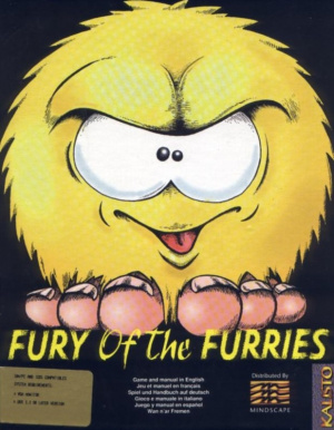 Fury of the Furries sur PC