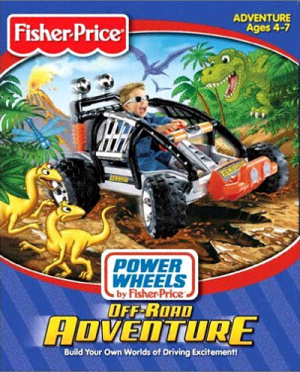fisher price power wheels extreme rally sur pc. Black Bedroom Furniture Sets. Home Design Ideas