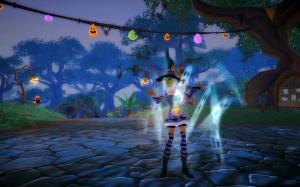 Sony Online Entertainment fête Halloween