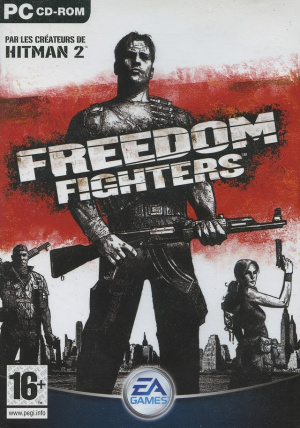 Freedom Fighters sur PC