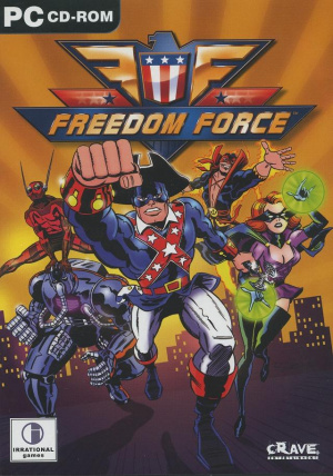 Freedom Force sur PC