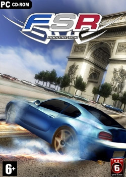 French Street Racing sur PC