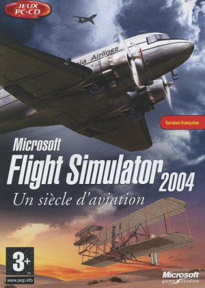 Flight Simulator 2004 : Un Siècle d'Aviation sur PC
