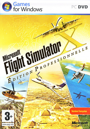 Flight Simulator X sur PC