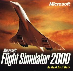 Flight Simulator 2000 sur PC