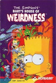 The Simpsons : Bart's House of Weirdness sur PC