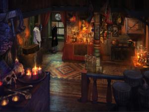 Gamescom : Images et vidéo de Gabriel Knight 20ème Anniversaire