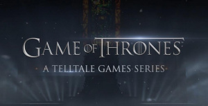 Game of Thrones par Telltale Games