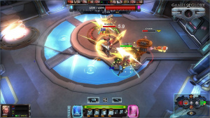Un nouveau MOBA : Games of Glory