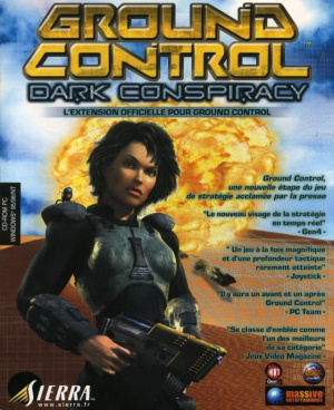 Ground Control : Dark Conspiracy sur PC