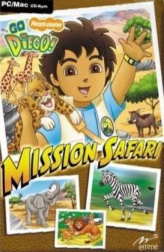 Go Diego ! Mission Safari sur PC