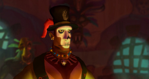 E3 2009 : Images de Ghost Pirates of Vooju Island