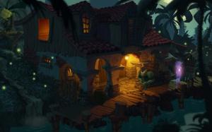 Images et vidéo de Ghost Pirates of Vooju Island
