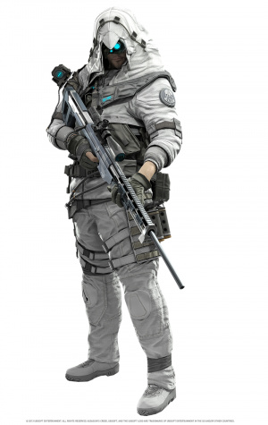 Un peu d'Assassin's Creed dans Ghost Recon Online