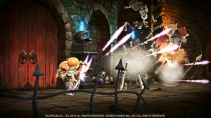 Ghosts'n Goblins Online sur Steam Greenlight